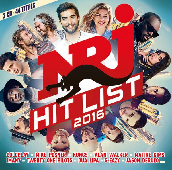 Download [Mp3]-[Hot New Album] Pop Dance มันส์ๆ จาก เอ็นอาร์เจ มิวสิค VA – NRJ Hit List 2016 CBR@320Kbps 4shared By Pleng-mun.com