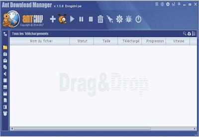 تحميل وتفعيل برنامج التحميل Ant Download Manager 1.5.0 البديل لأنترنت دونالد منجر