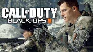 call of duty black ops III cover photo
