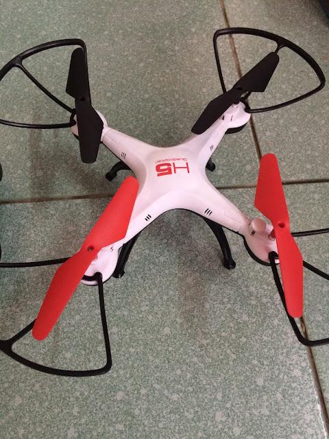 Hình ảnh máy bay h5 thực tế