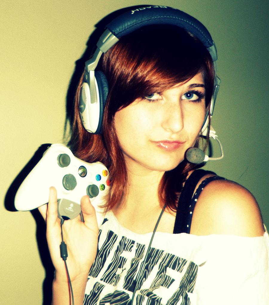 Gamer Girl Sexy