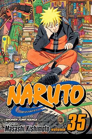Naruto Tomo 35
