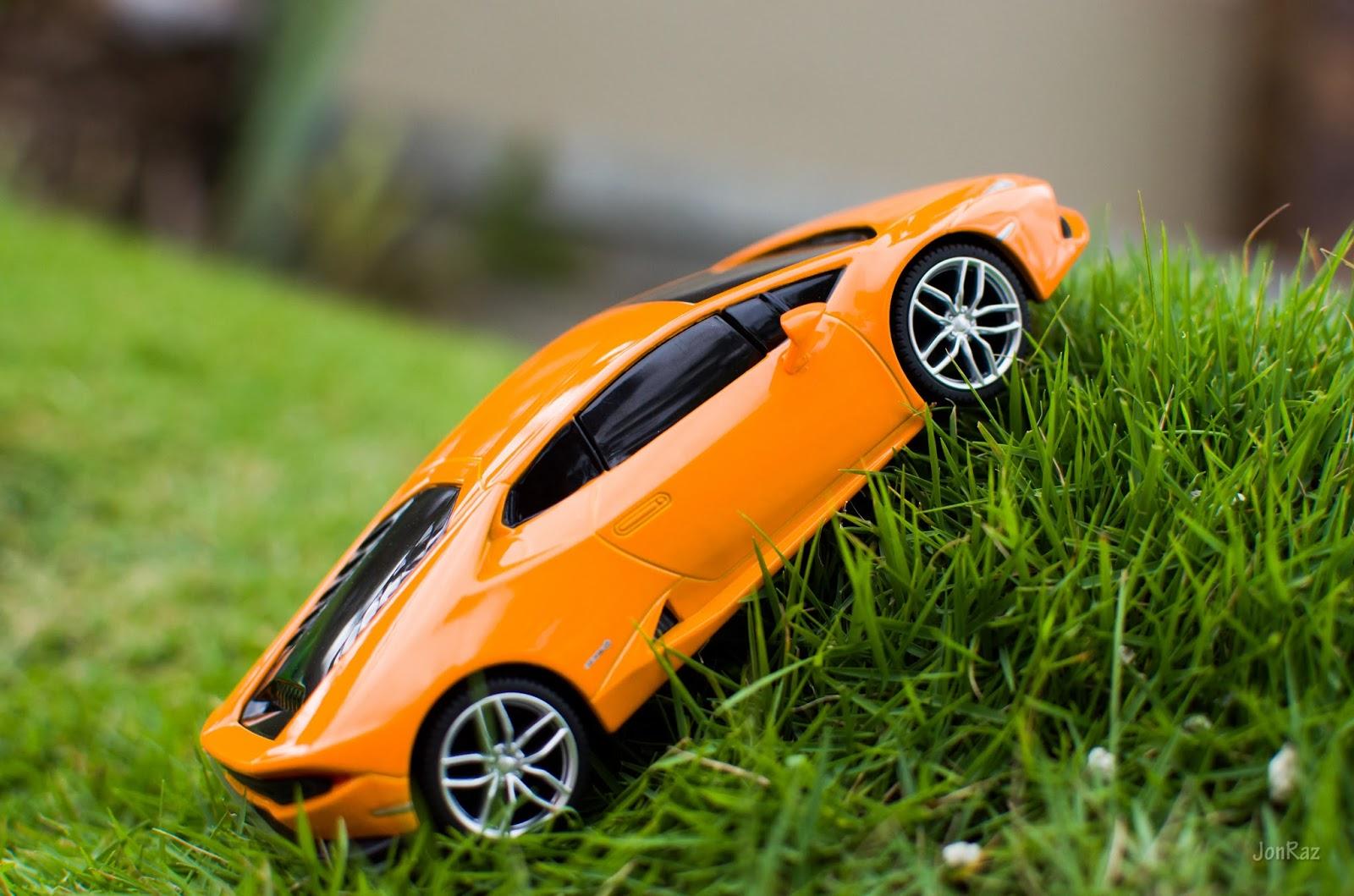 Petron Lamborghini Touch Toy Cars