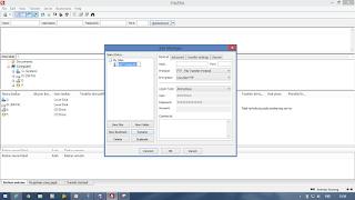 Use FileZilla - FTP3