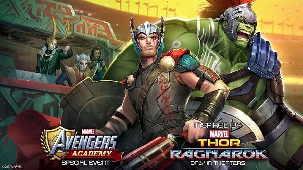 Download MARVEL Avengers Academy MOD APK Android Game