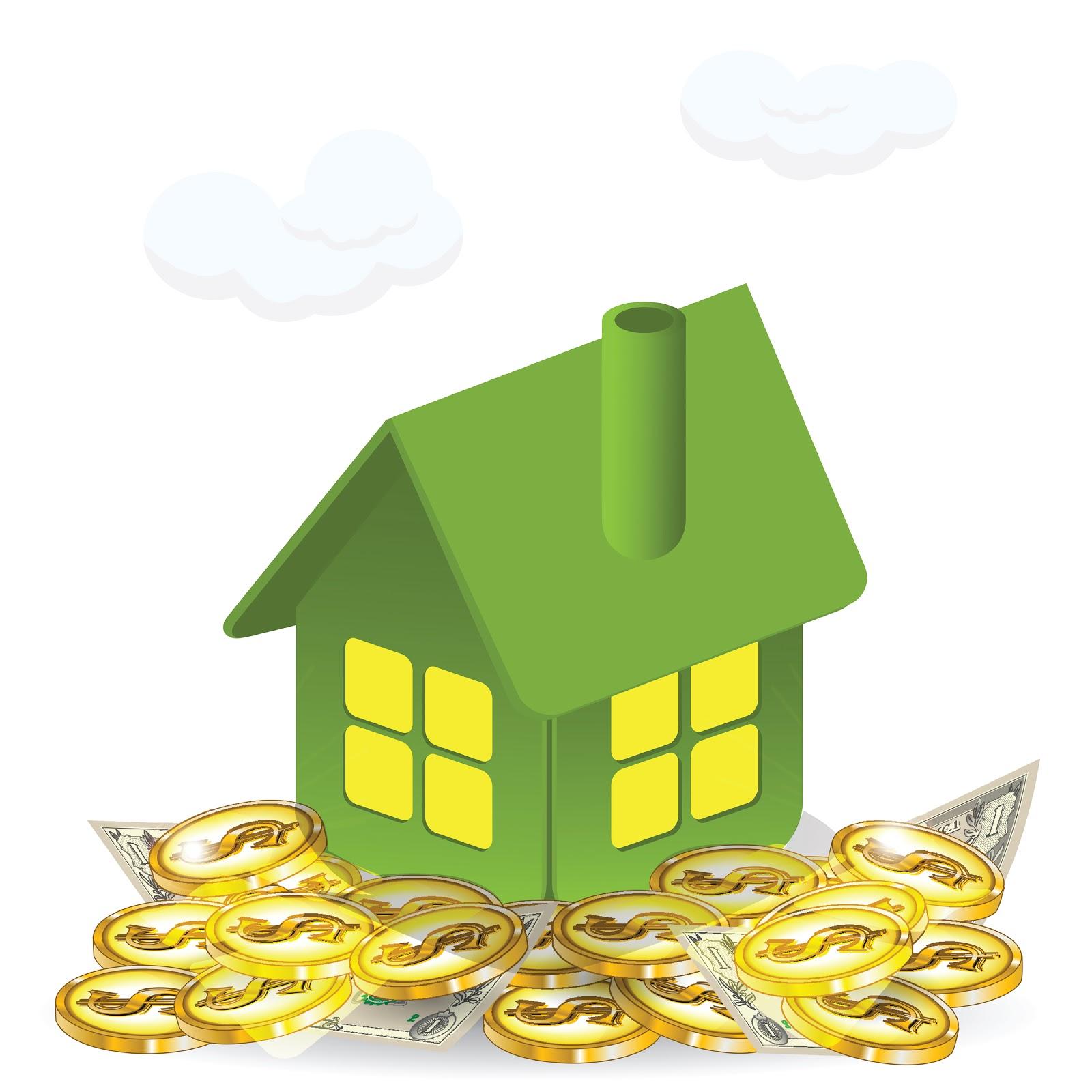 money house clipart - photo #2