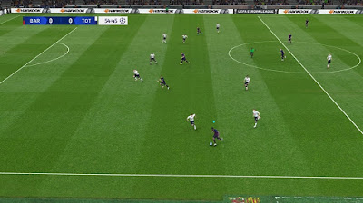 PES 2019 D0065 Pitch by Nabawi29