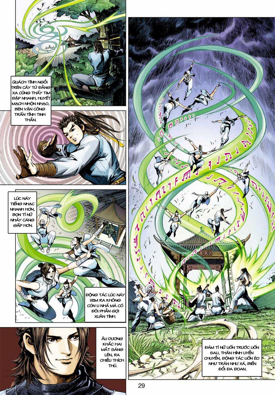 Anh Hùng Xạ Điêu anh hùng xạ đêu chap 43 trang 28