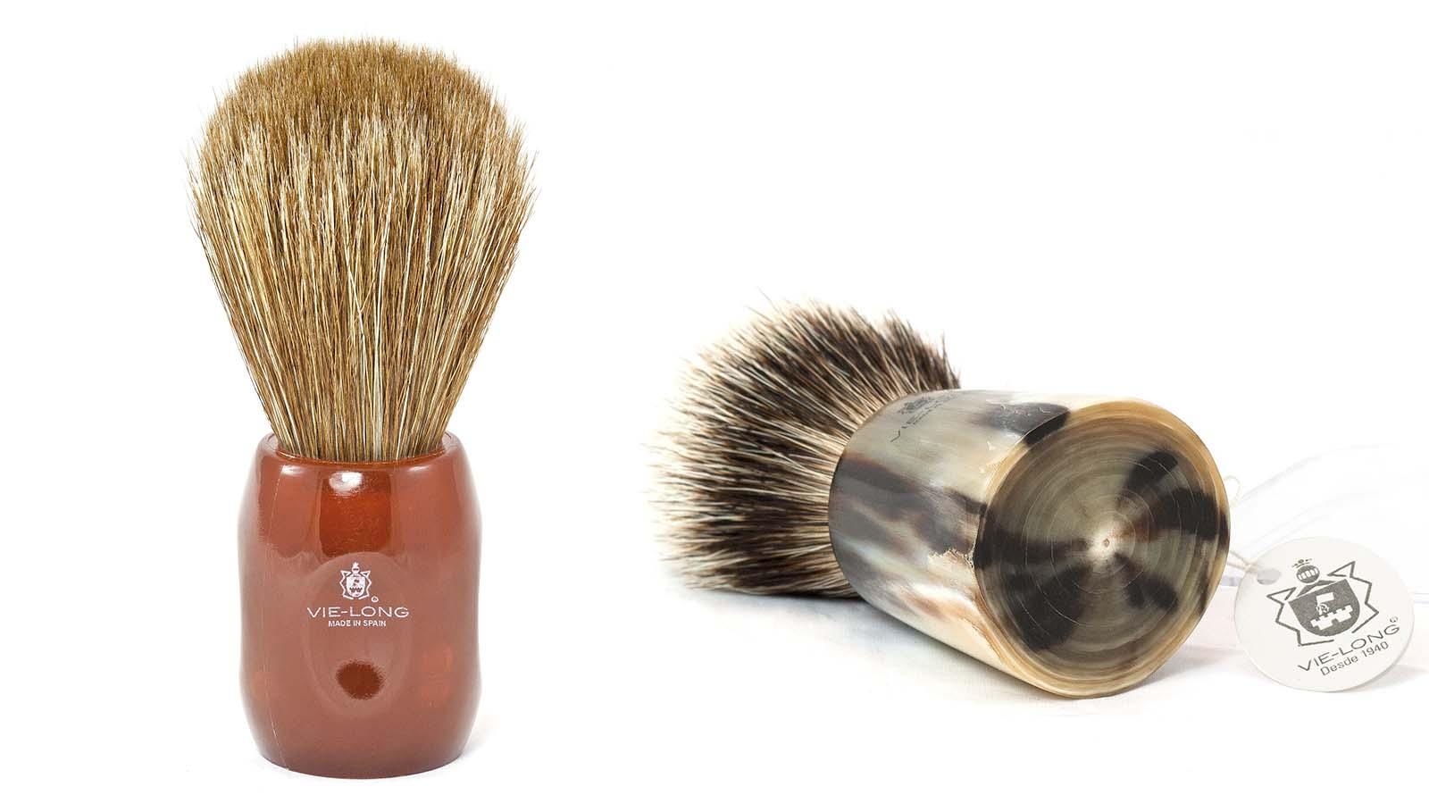 Safety Razor Reviews Badger Shaving Brush Vs Horsehair