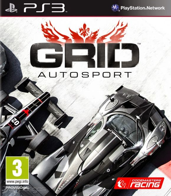 GRID Autosport PS3 free download full version