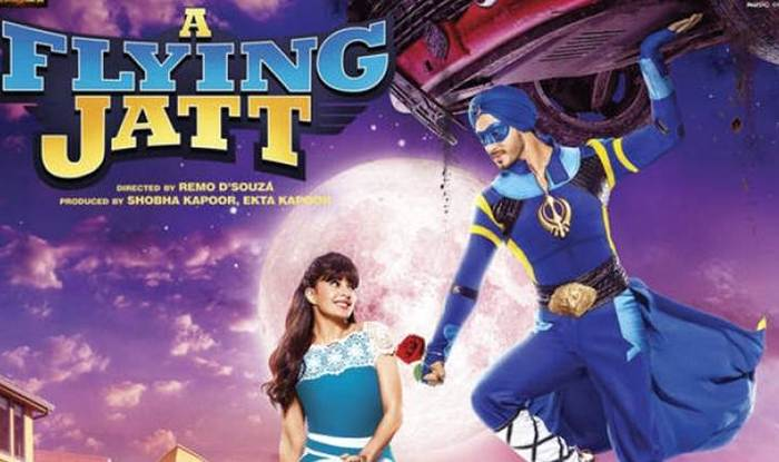 Latest Tiger Shroff Movie Flying Jatt (2016) box office collection Verdict (Hit or Flop) wiki, report New Records, Overseas day and week end.