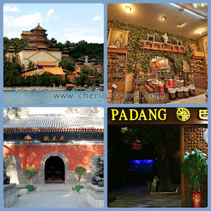 Summer Palace, Tea House, Fayuansi Mosque, Padang Restaurant