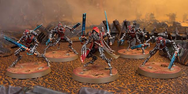 Kill Team Sicaran Ruststalkers