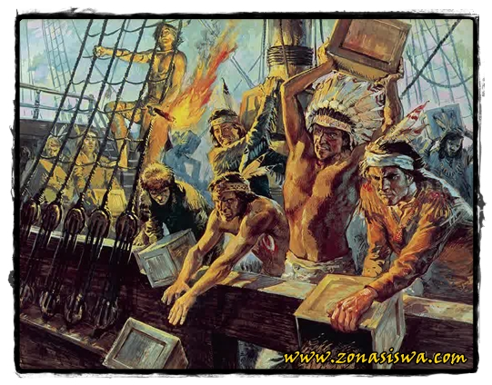 Revolusi Amerika | www.zonasiswa.com