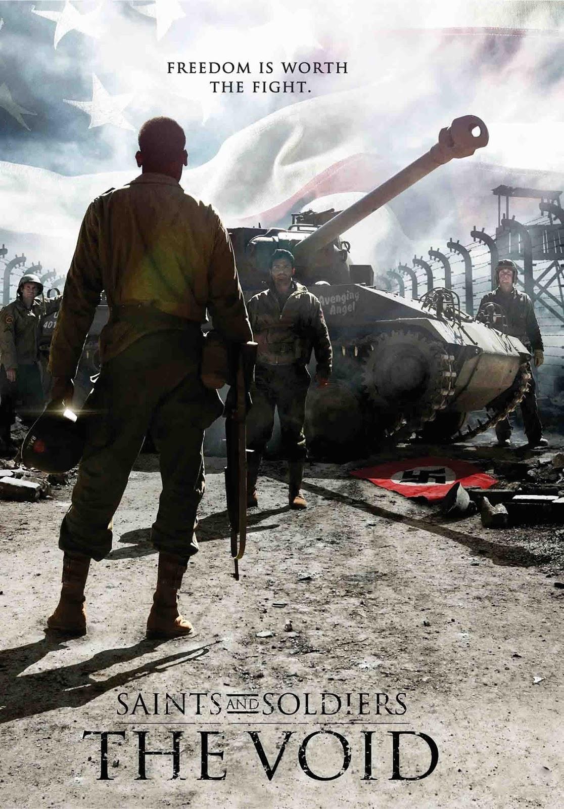 Santos e Soldados: A Ultima Missão Torrent - Blu-ray Rip 720p e 1080p Dual Áudio (2016)