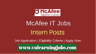 McAfee Jobs - Worldwide Jobs - Jobs In 2019
