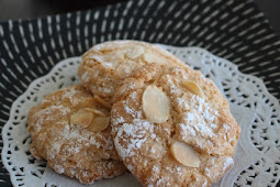 Best Ever Italian Almond Cookies