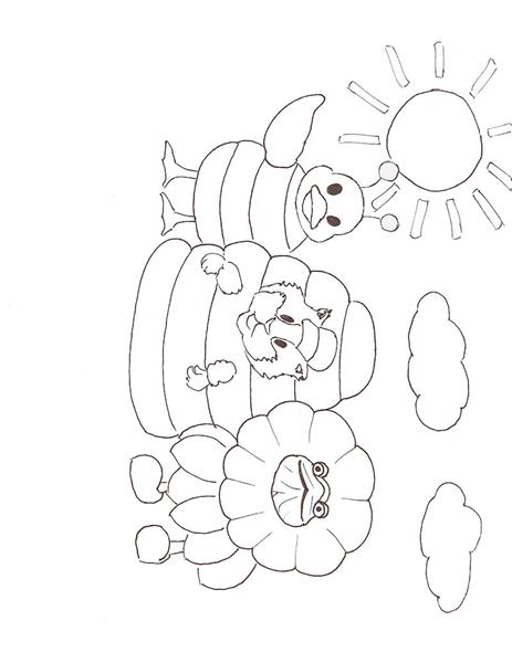 wonder pets free coloring pages - photo#16