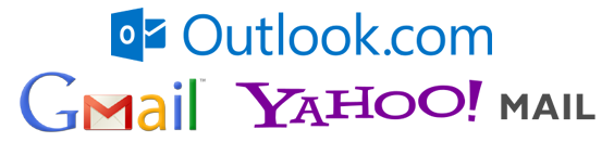 switch Gmail to Outlook.com, emails from Yahoo Mail, Outlook.com allows to import messages from Yahoo Mail, IMAP Outlook, Microsoft outlook support, internet,