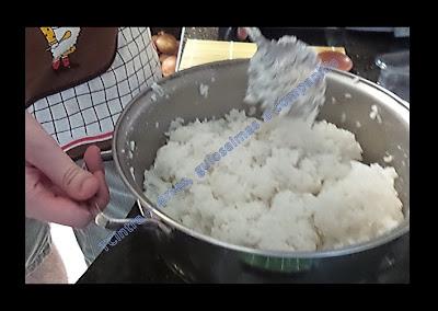 arroz para sushi; comida japonesa; frutos do mar; arroz