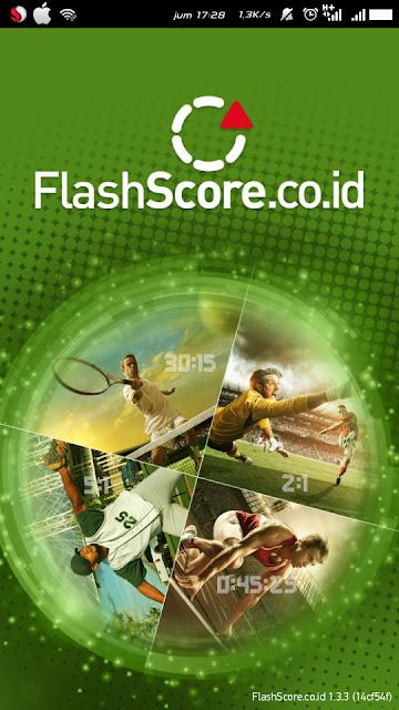 FlashScore.co.id Aplikasi LiveScoring Terbaik 2015