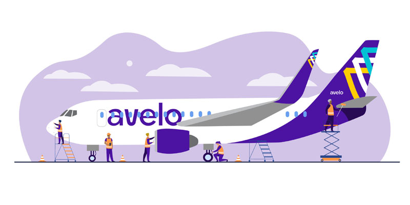 EN PANDEMIA NACE AVELO AIRLINES