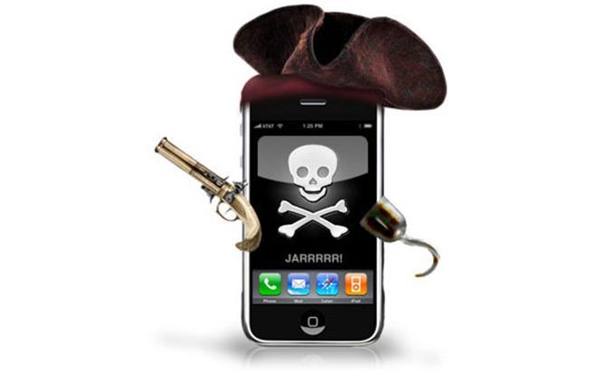 Celulares piratas serão bloqueados