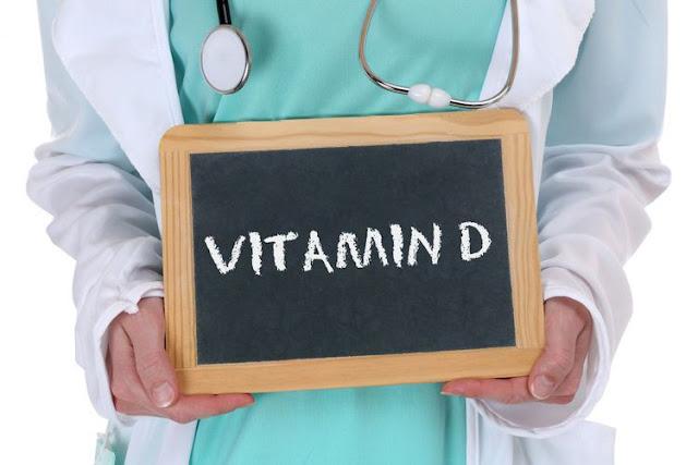 Vitamin D Kurangi Resiko Serangan Paru-Paru