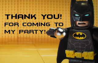 free printable lego batman thank you card
