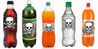 Resultado de imagem para refrigerantes venenos