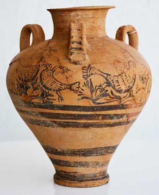 Σπουδαία μυκηναϊκά ευρήματα στο φως στην αρχαία πόλη Δρομολαξιάς στην Κύπρο