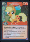 My Little Pony Applejack, Steadfast Farmpony Premiere CCG Card