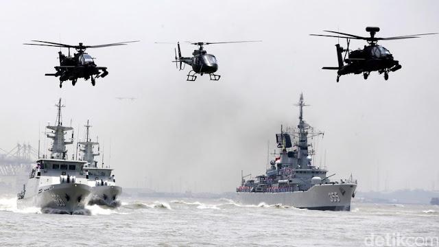 Kepala Dinas Penerangan TNI AU: Jangankan China, Amerika Saja Pikir-pikir Kalo Mau Tembak Pesawat RI!