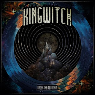 "King Witch - ""Beneath the Waves"" (video) from the album ""Under the Mountain"""