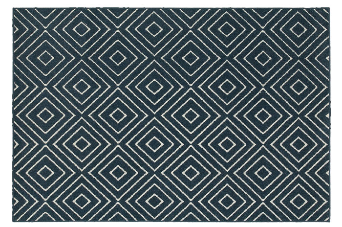 Newport Rug from Target | 20 Classic Style Rugs for Any Budget at www.andersonandgrant.com