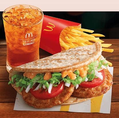 5月16日起,麦当劳又有Ramadan新优惠!【指定产品// 买一送一大促销!】有路过的你千万别错过!