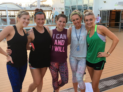 S.S.Beachbody, Beachbody Success Club Trip, Beachbody Coaching, beachbody coach success, top beachbody coach, Sarah Griffith, Oasis of The Seas, Royal Caribbean,