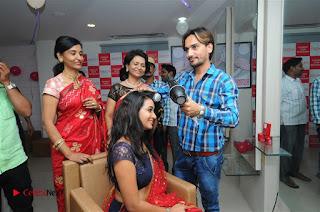 Telugu Actress Bhanu Sri Stills in Lehenga Choli at Anoo's Salon Launch at Ongole  0029.jpg