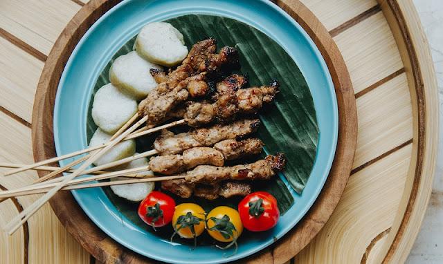 sate, jenis sate, makanan khas indonesia, sate padang, sate lontong