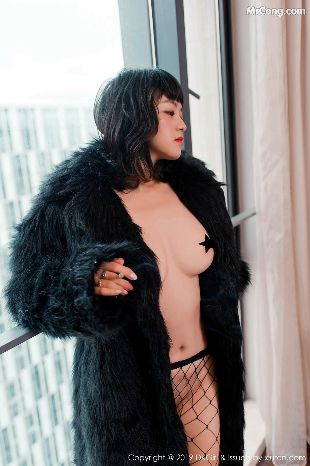 Image DKGirl-Vol.118-Zhang-Hua-Hua-MrCong.com-009 in post DKGirl Vol.118: Zhang Hua Hua (张花花) (51 ảnh)