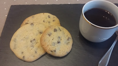 cookies aux chocolats