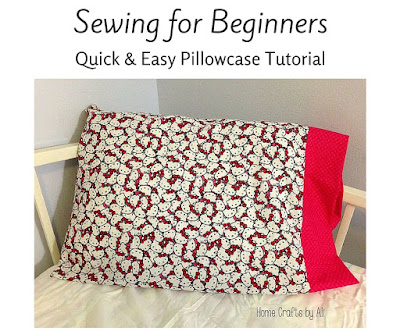 Home Crafts by Ali 2015 sewing DIY tutorial