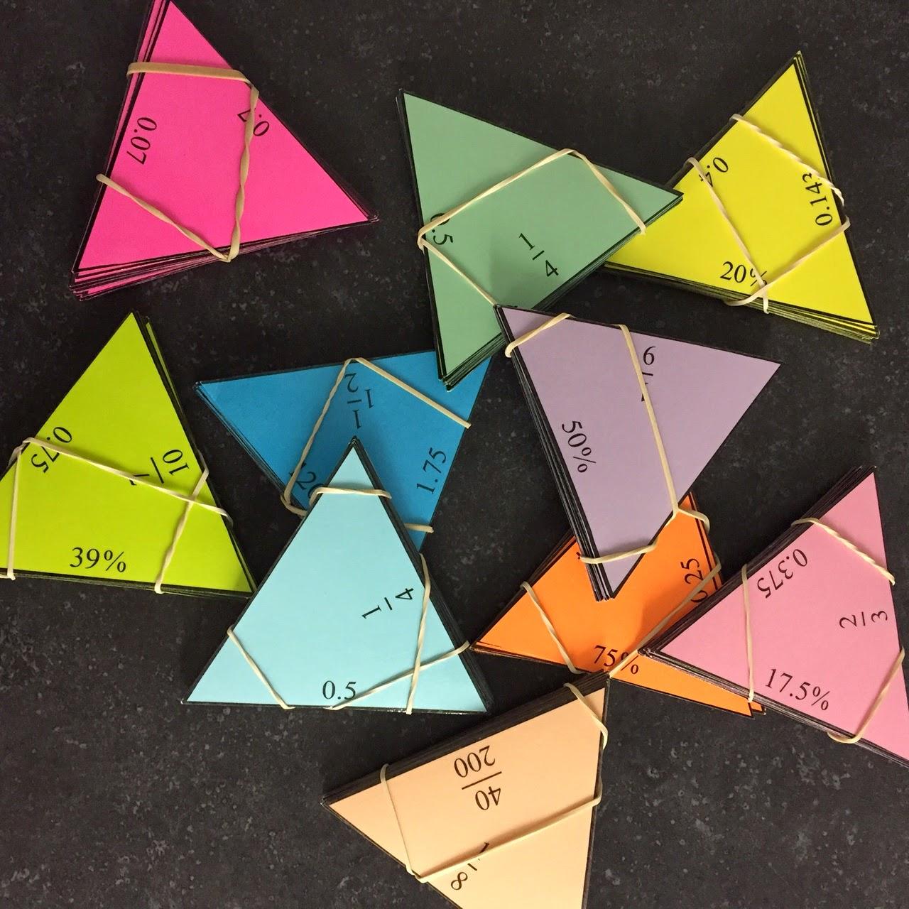Engaging Math Tarsia Puzzle