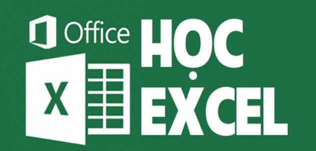 Tự học Microsoft Excel