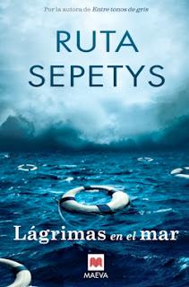 Resultado de imagen de lágrimas en el mar ruta sepetys