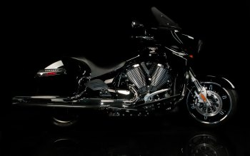 Wallpaper: Victory Motorcycles