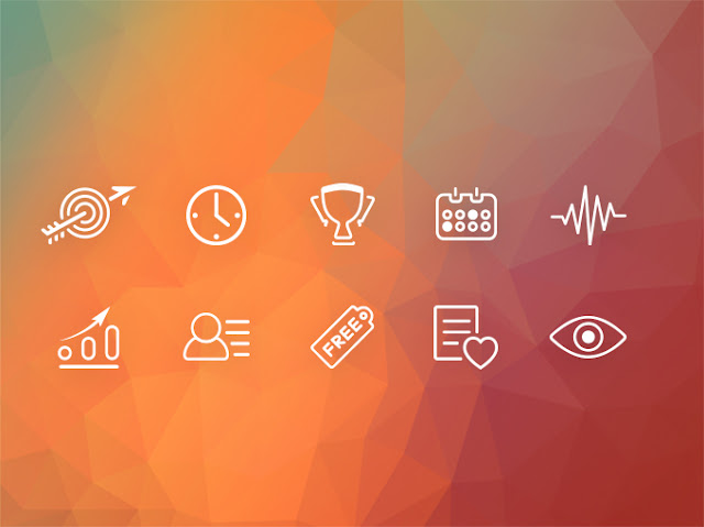 Fresh Free Flat and Stylish Icon Sets for Designers