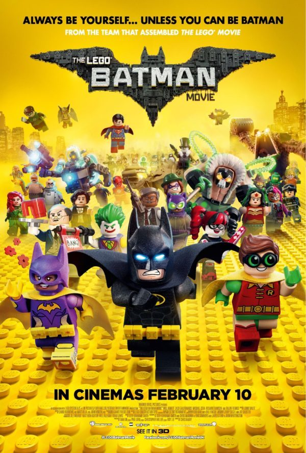 The LEGO Batman Movie [Lego Batman: O Filme]