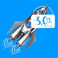 Lokata na Nowe środki Plus w Idea Banku: 3% na 6 miesięcy