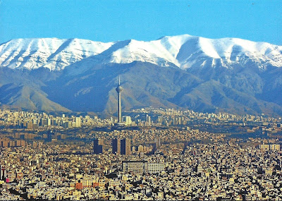 capital of Iran